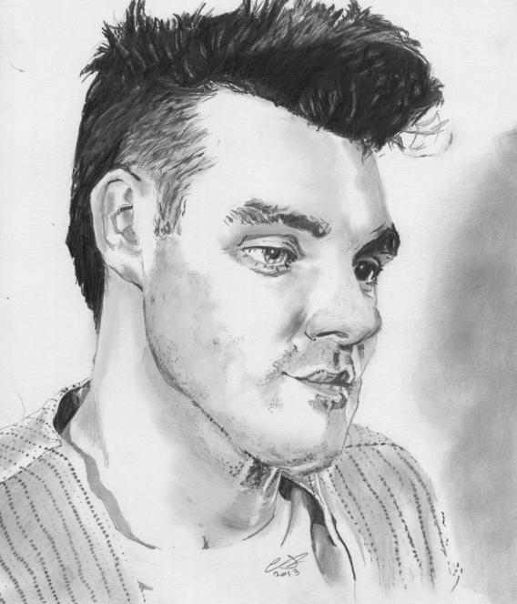 Morrissey by jonesy12